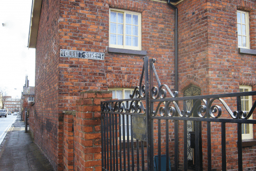 Tollit St Crewe