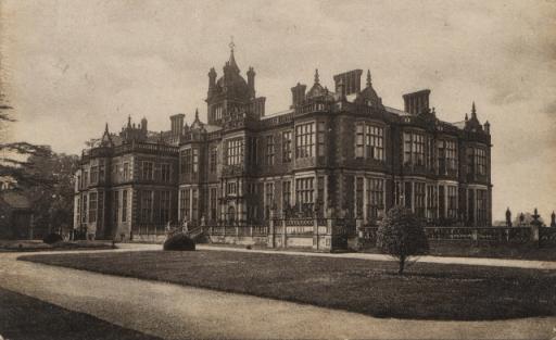 Crewe Hall 2