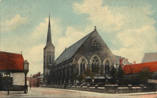 Crewe St Paul's Hightown 1