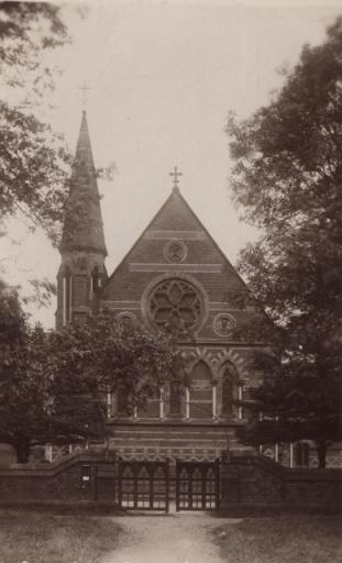Crewe Green Church 2