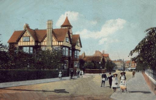 Nantwich Road  Earl of Crewe