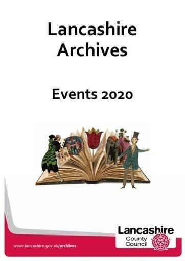 Lancashire Records Offfice - Programme 2020