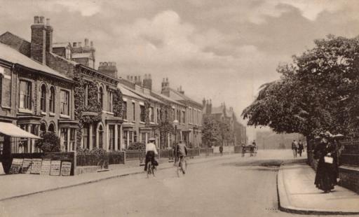 Crewe Nantwich Road 6