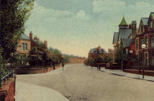 Crewe Nantwich Road 1