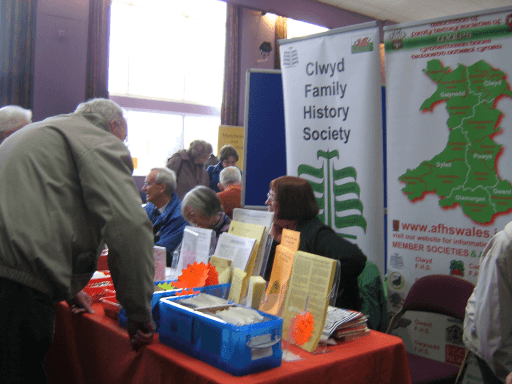 Clwyd Family History