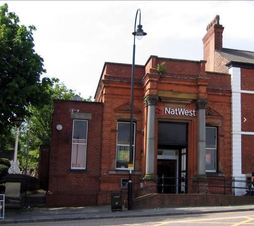 GRADE II NATIONAL WESTMINSTER BANK HIGH STREET