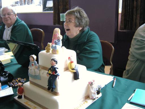 Runcorn Cake