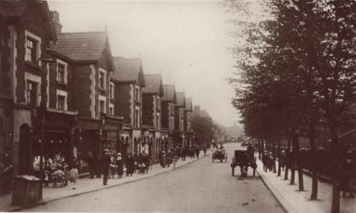 Crewe Coppenhall Terrace 3