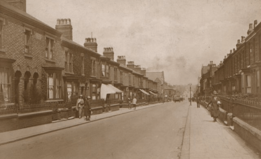 Crewe Edleston Road